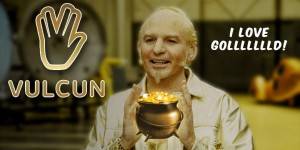 Vulcun Gold Betting and Jackpots