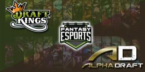 Draftkings vs AlphaDraft Esports Comparision